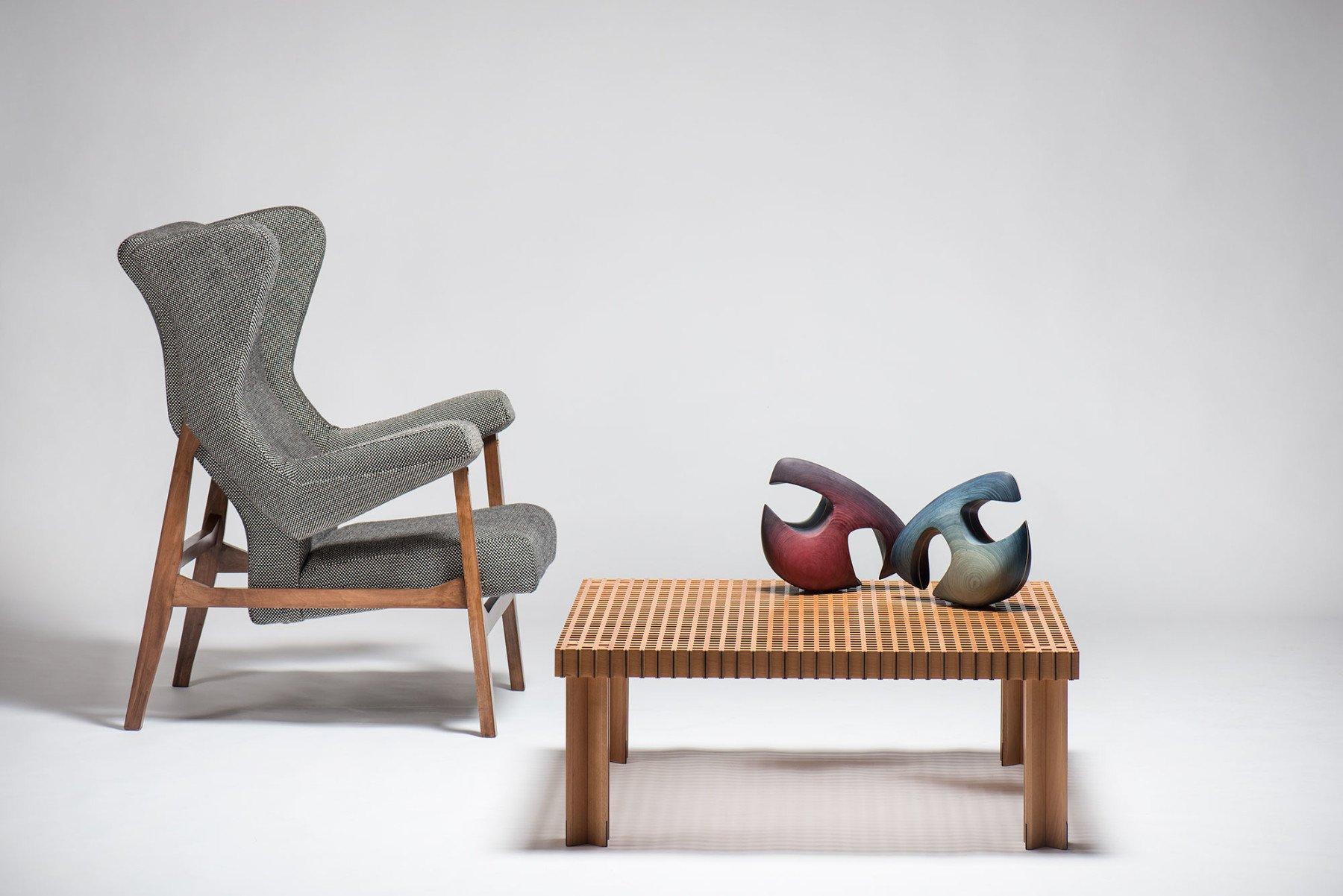 Franco Albini |  Fiorenza armchair