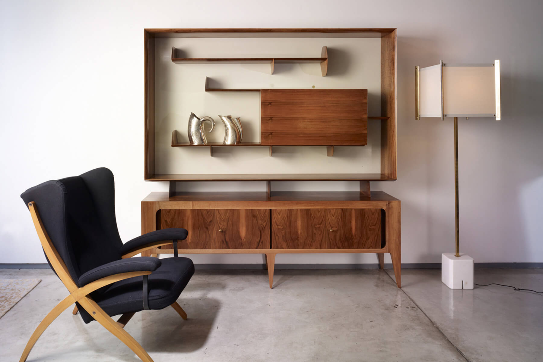 Gio Ponti |  Cabinet and Sideboard for Singer & Sons