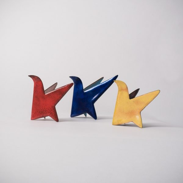 Gio Ponti and Paolo de Poli |                                  Uccello - (bird)