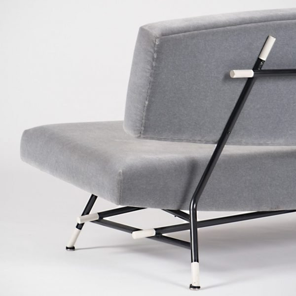Ico Parisi |                                  Rare Loveseat, Model no. 865