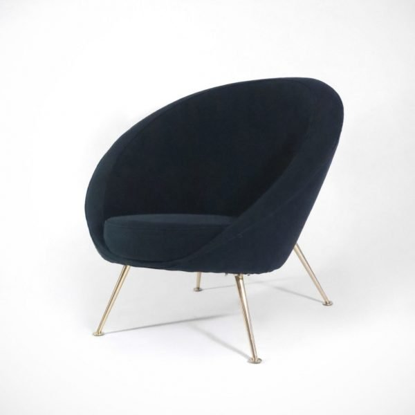 Ico Parisi |  Egg chair, model no. 813