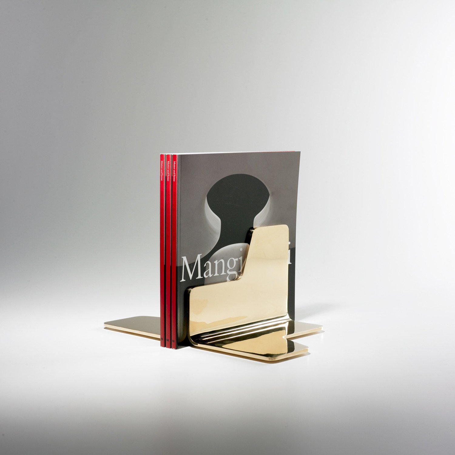 Jonathan Nesci |                                  bronze bookends