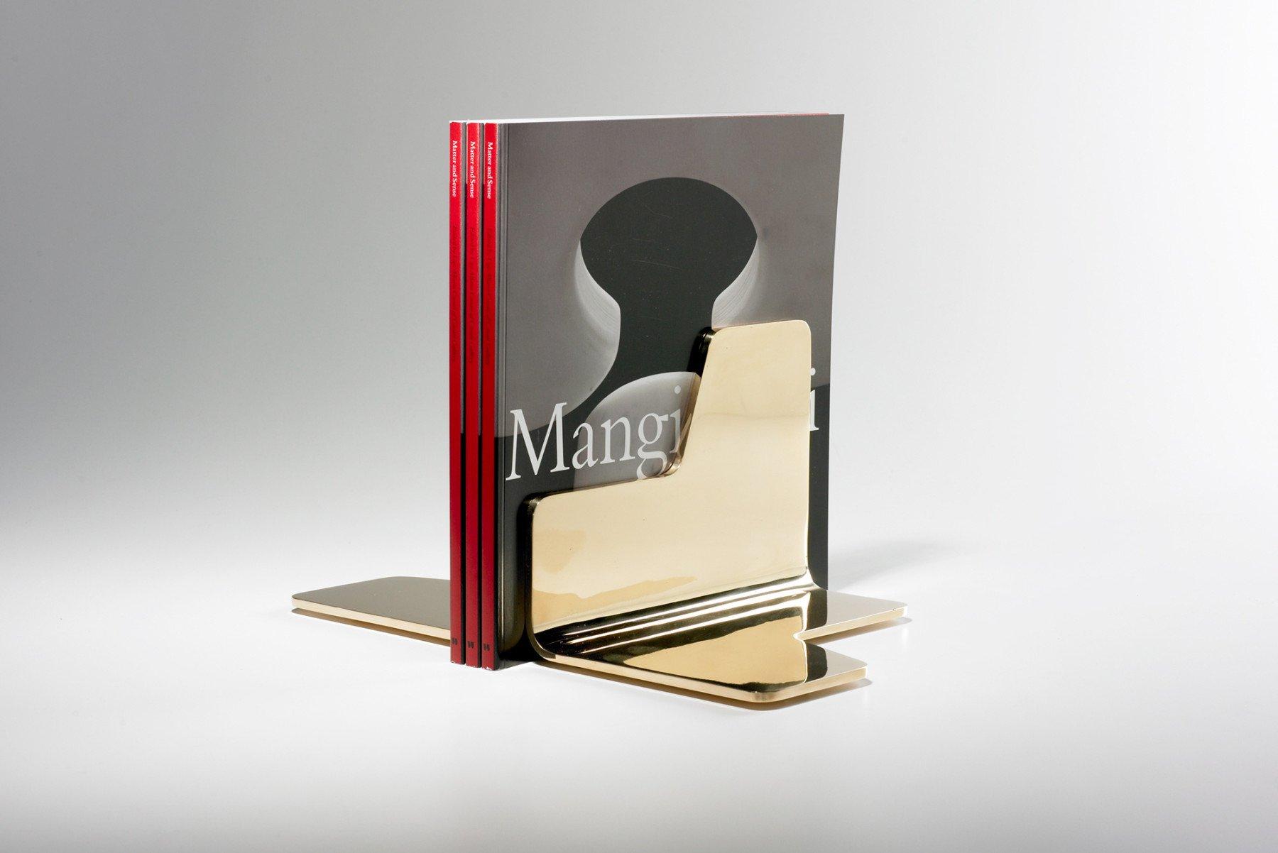 Jonathan Nesci |   bronze bookends