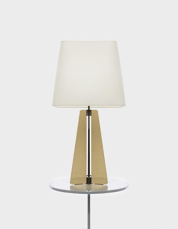 Jonathan Nesci |  Bronze table lamp