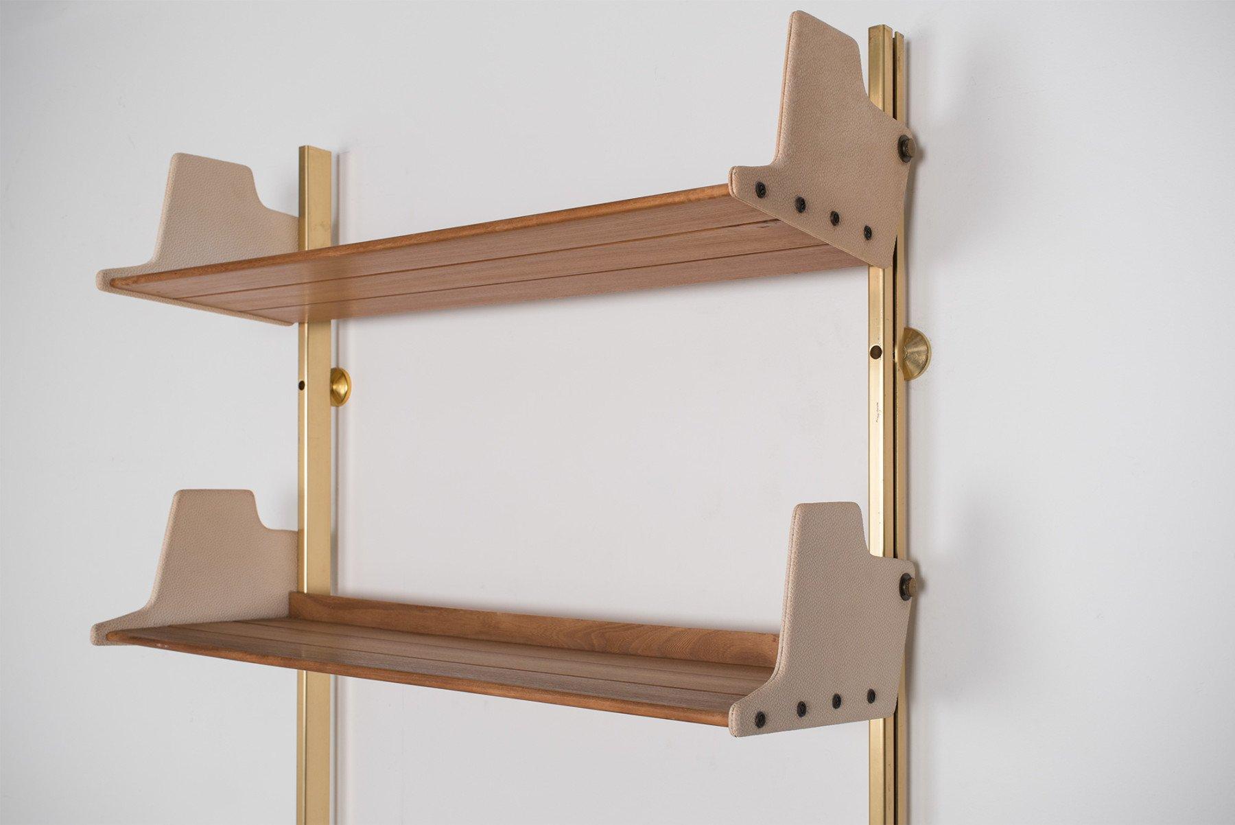 Osvaldo Borsani |   Sistema L60 shelving system
