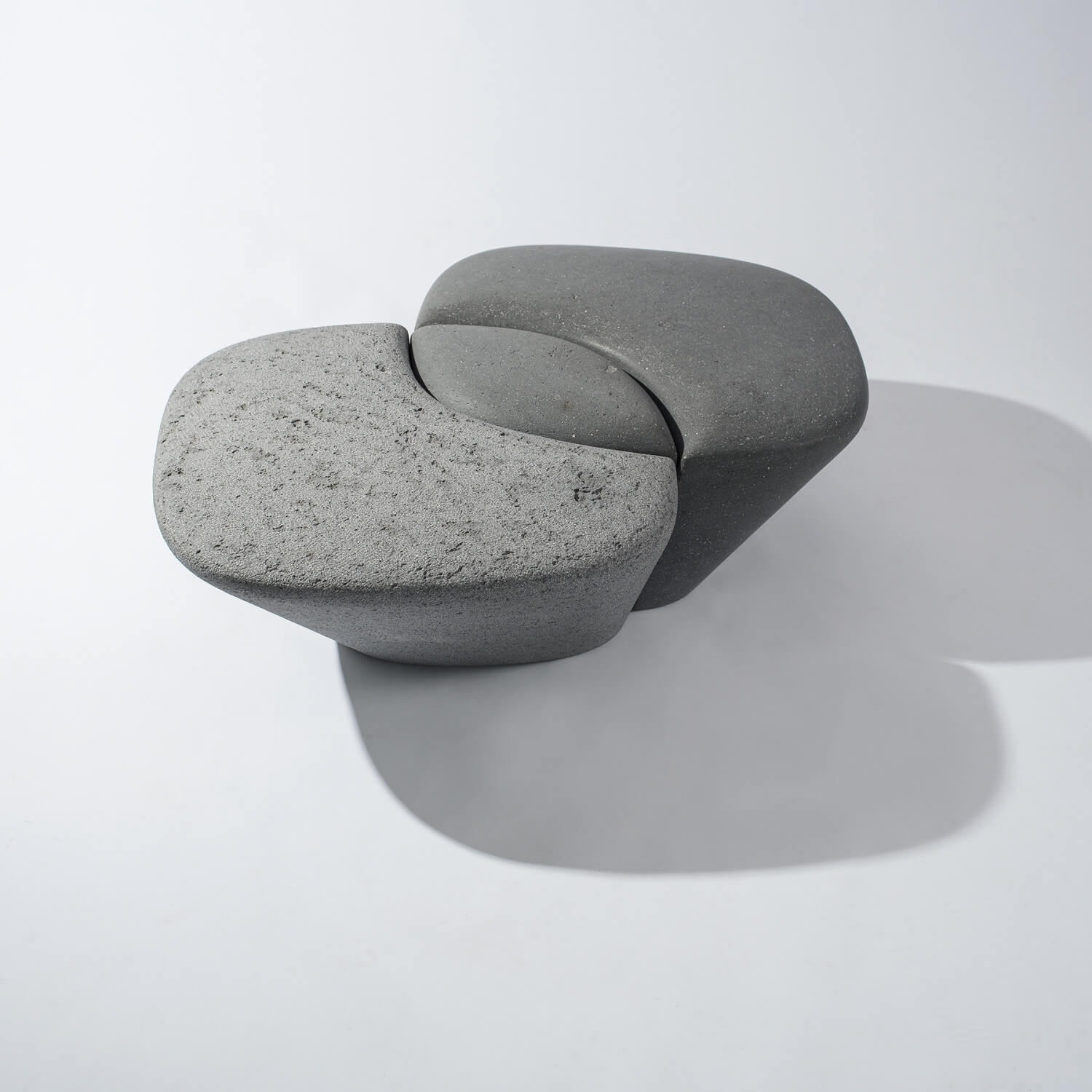 Philippe Nigro |                                  Métissage - stone bench