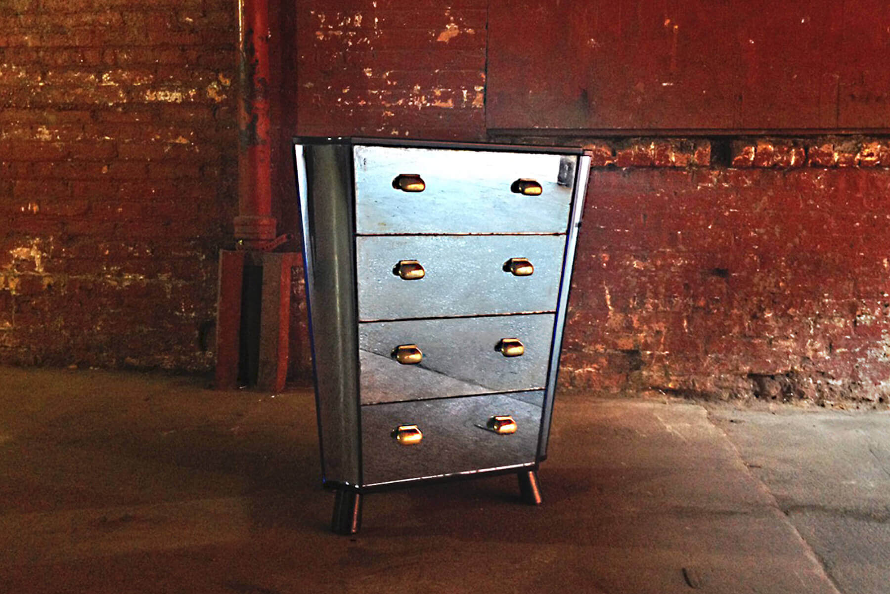 Pietro Chiesa |   Chest of drawers