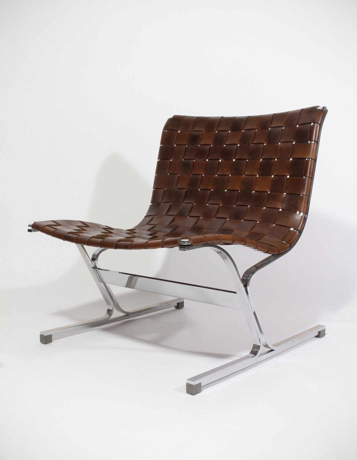 Ross Littell |  PLR 1 lounge chair