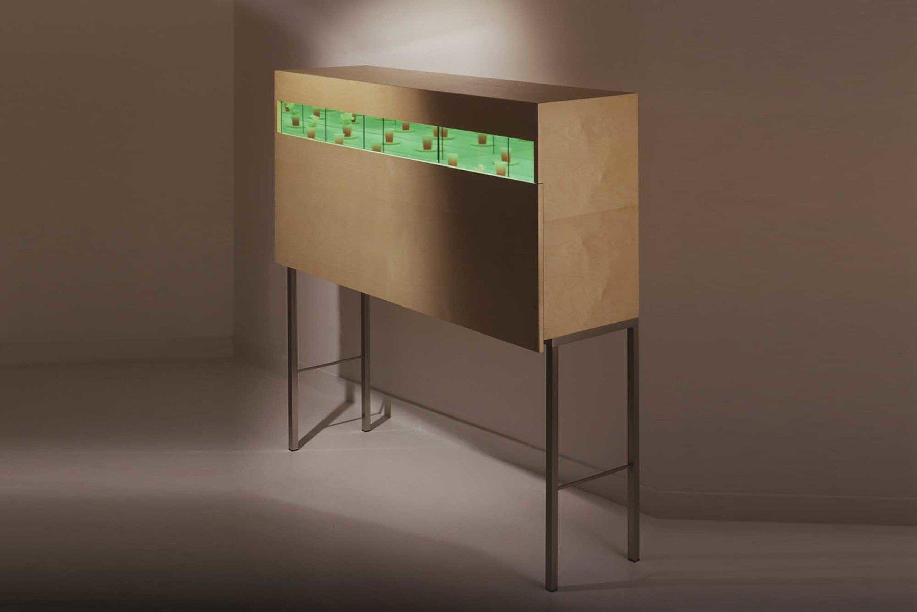 Andrea Branzi |   Giardino cabinet