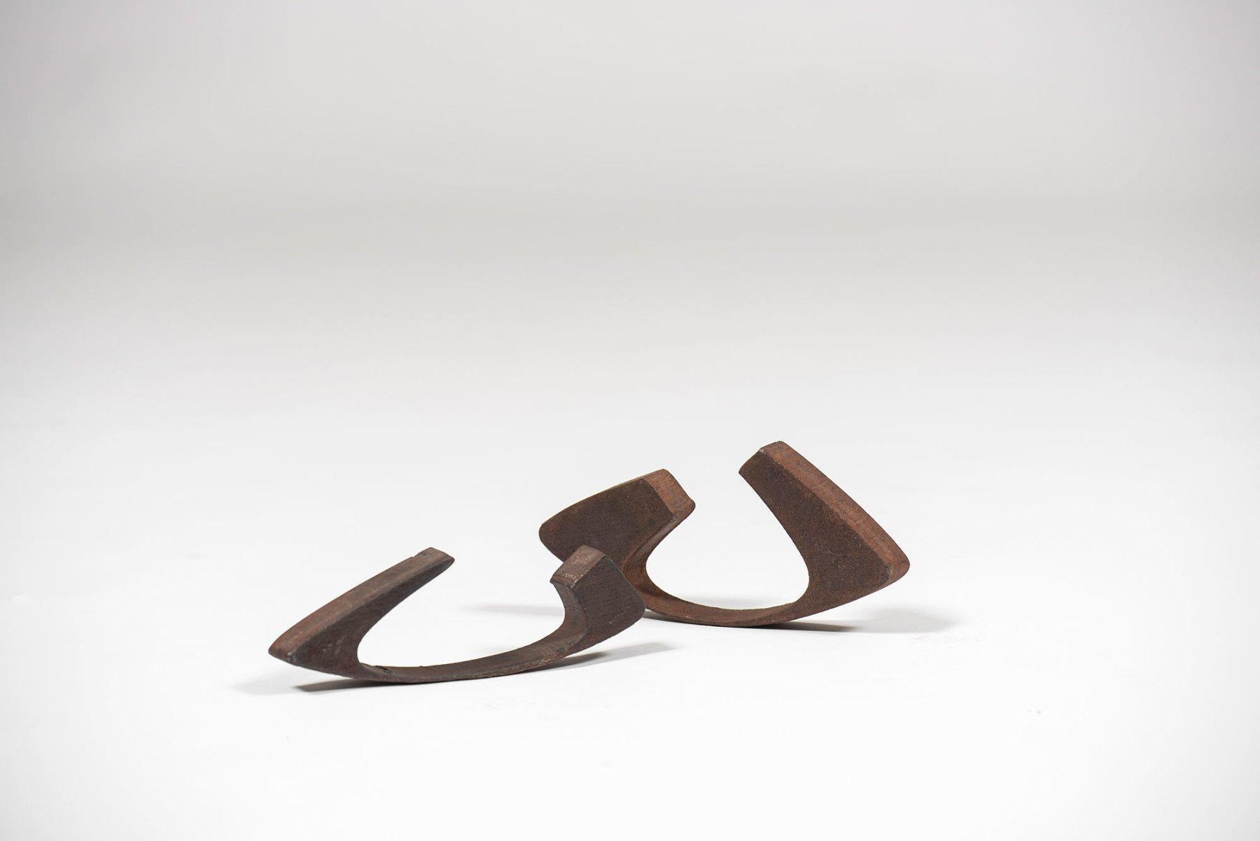 Angelo Mangiarotti |   Equilibrio Gravitazionale - prototype sculptures