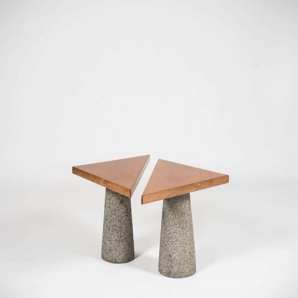 Angelo Mangiarotti |                                  Coffee/side tables