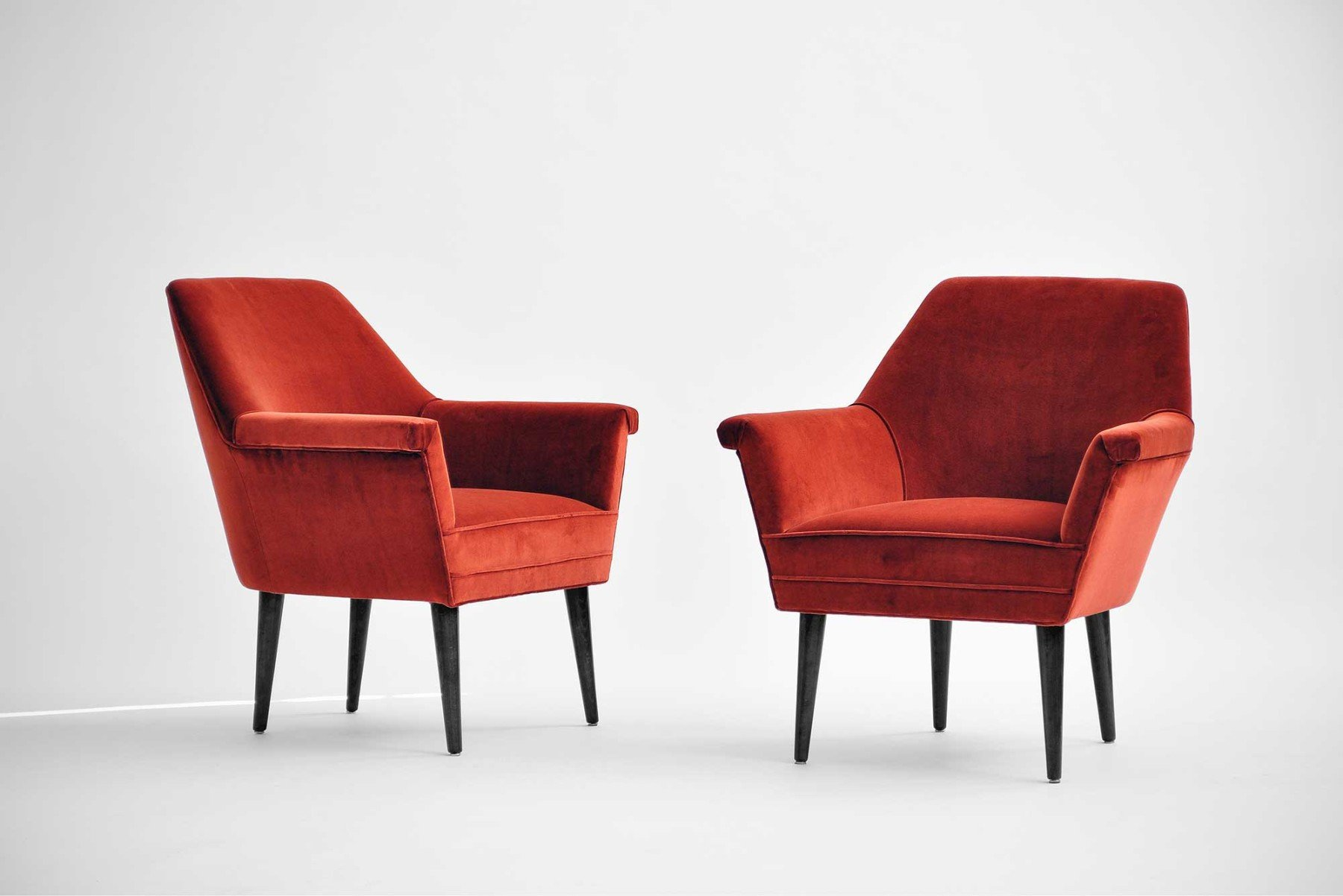 Studio BBPR |  Armchair - set of four
