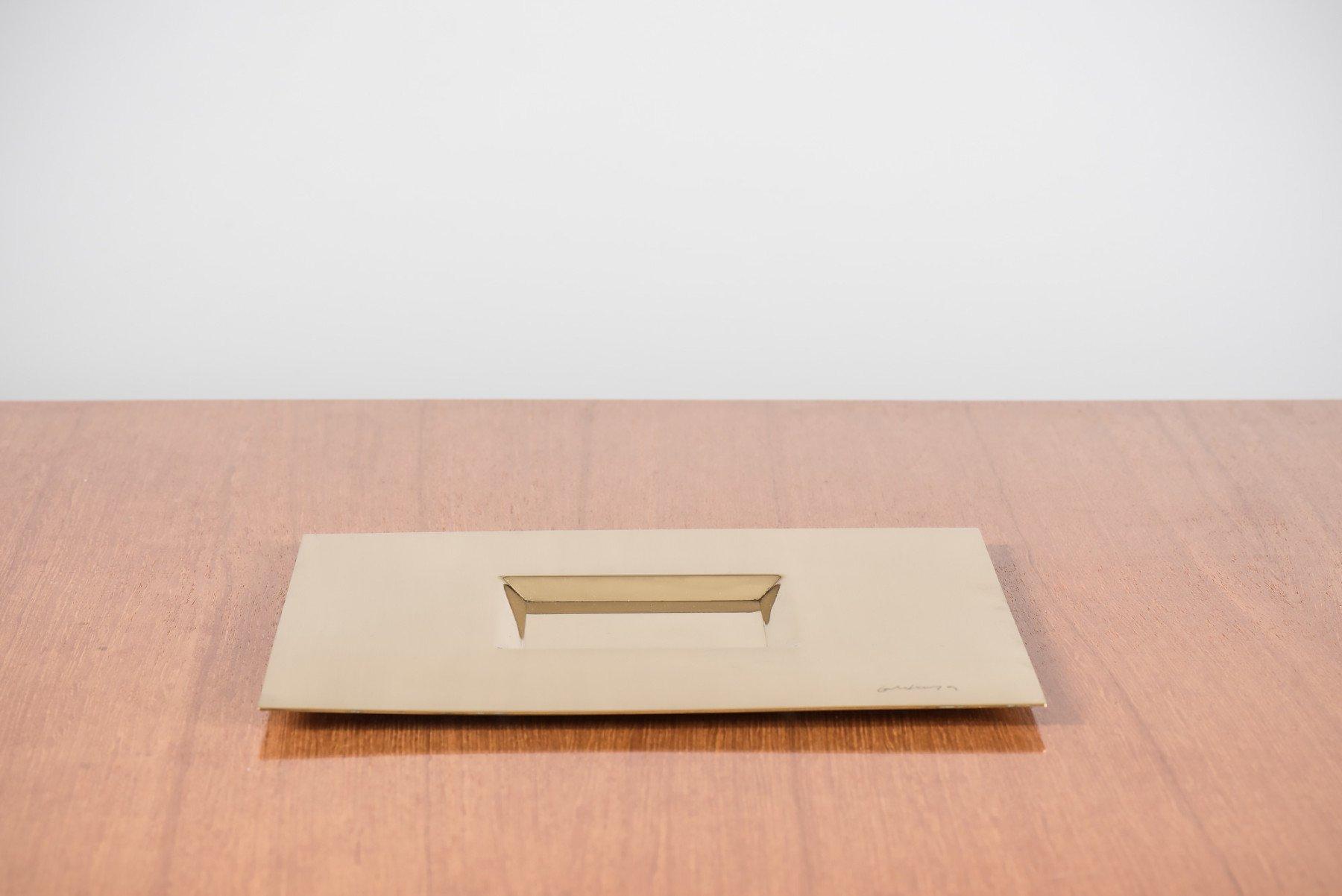Carlo Scarpa |   Centerpiece platter