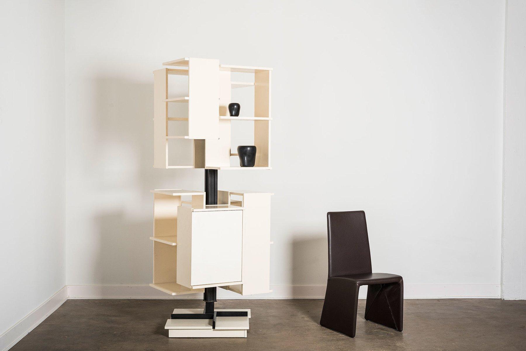 Claudio Salocchi |   Revolving bookcase