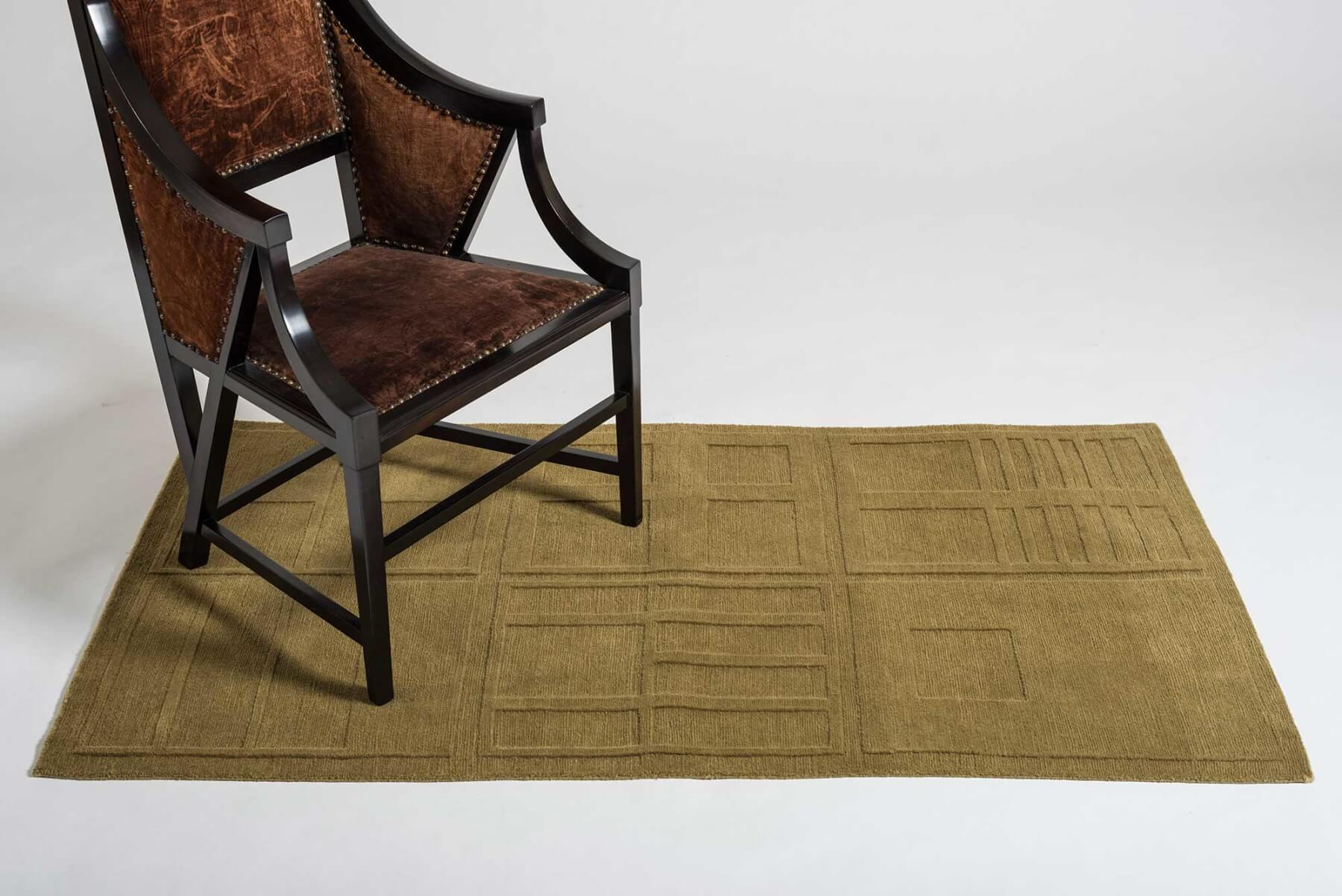 David Salkin |                              Unique rug