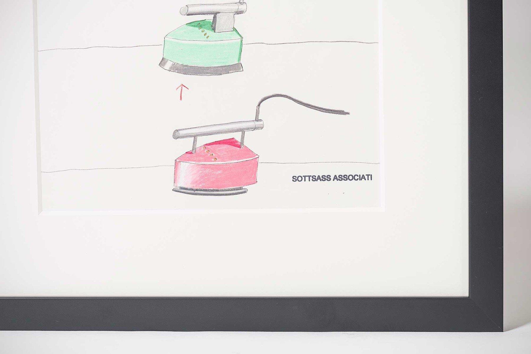 Ettore Sottsass |  Drawing