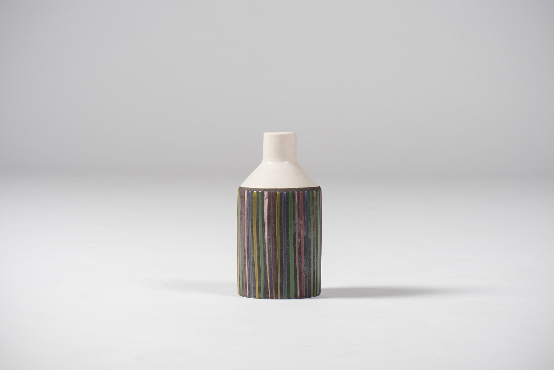 Ettore Sottsass |   Bottle/vase model no. 186