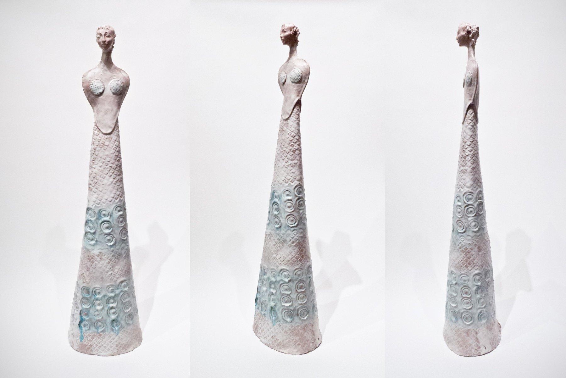 Fausto Melotti |                              KORE - sculpture