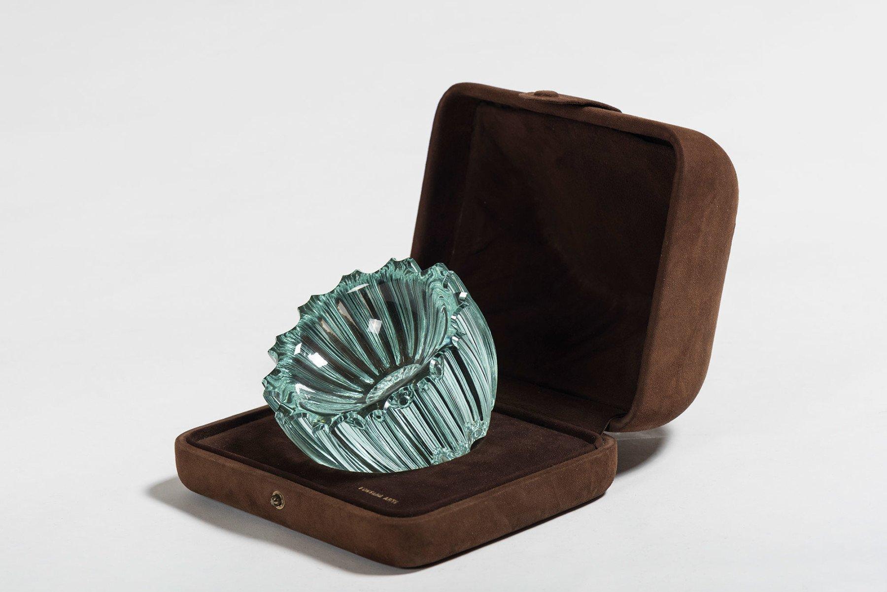 Fontana Arte |   Crystal bowl