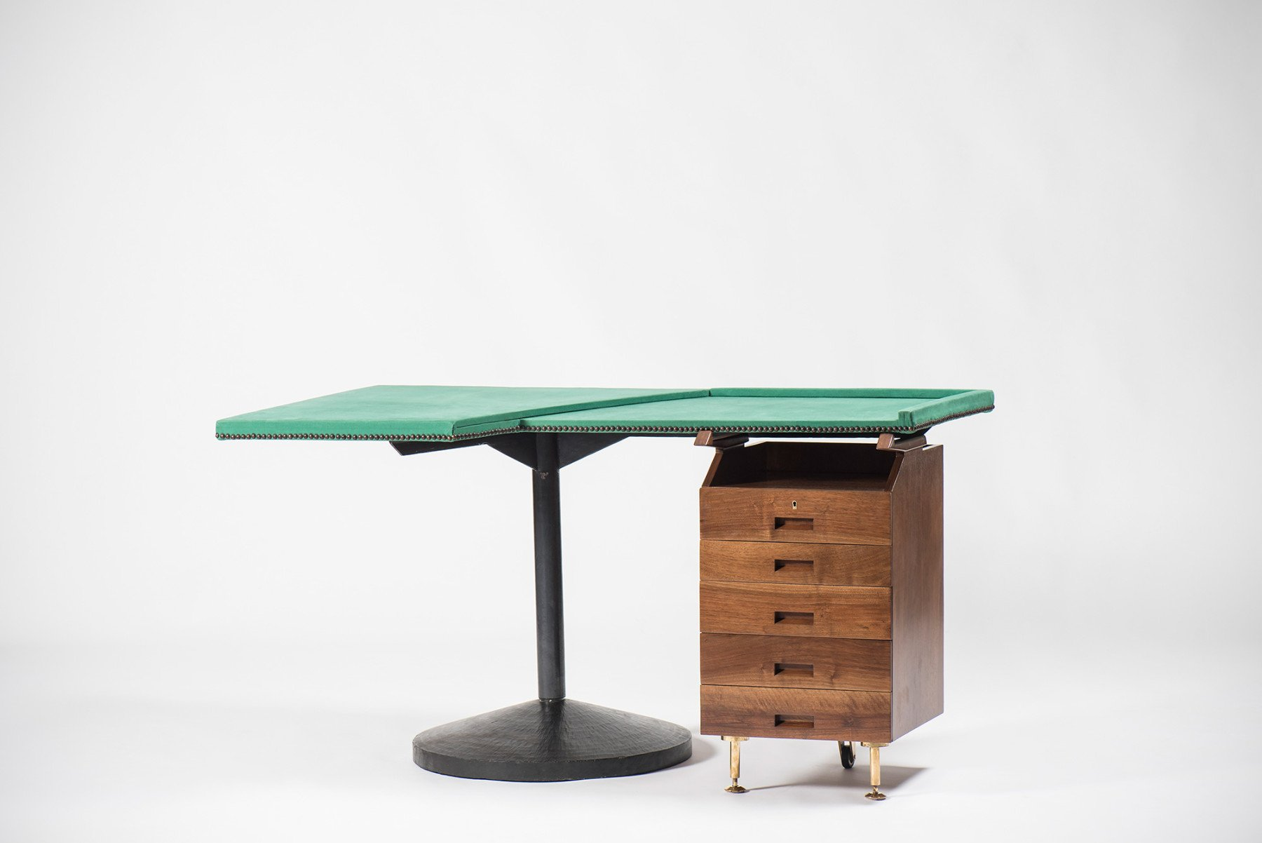 Franco Albini |                              Stadera desk for Casa Caterina Marcenaro