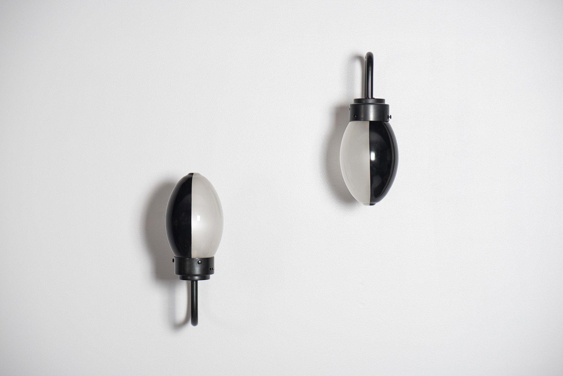 Franco Albini and Franca Helg |                              Ochetta sconces model 3052
