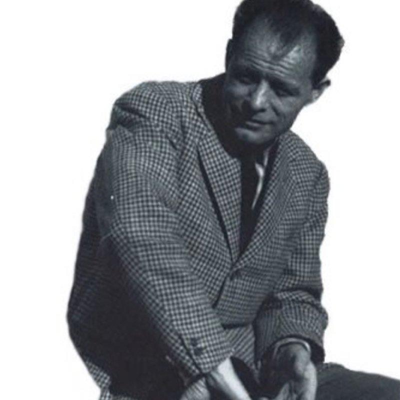 Italian sculptor and painter Agenore Fabbri