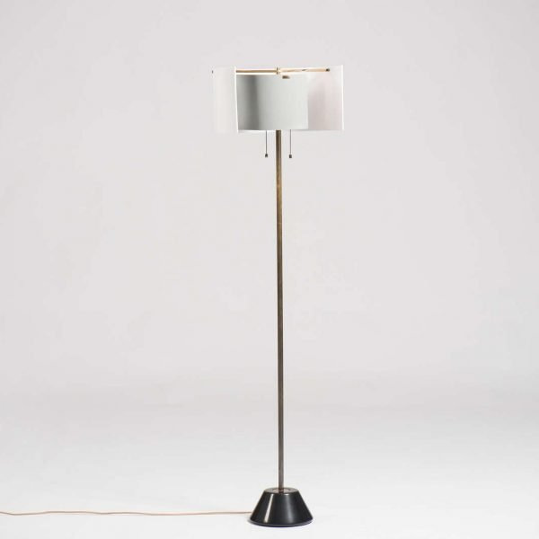 Gino Sarfatti |                                  Floor lamp, model 1056