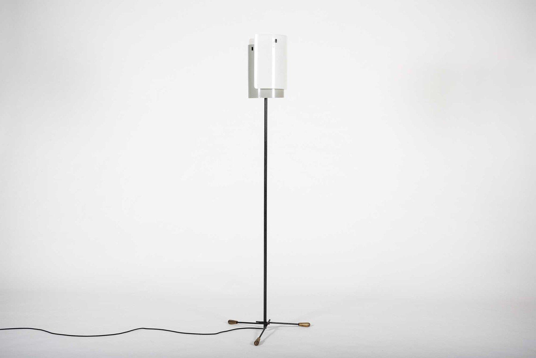 Gino Sarfatti |                              Floor light model 1067