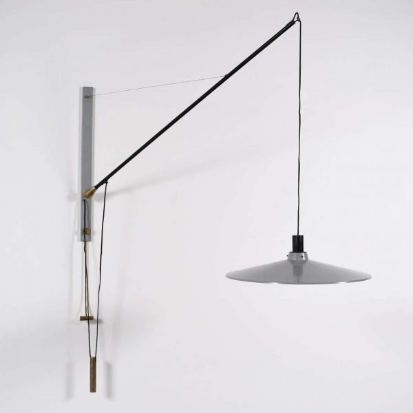 Gino Sarfatti |  Adjustable wall light, model 181