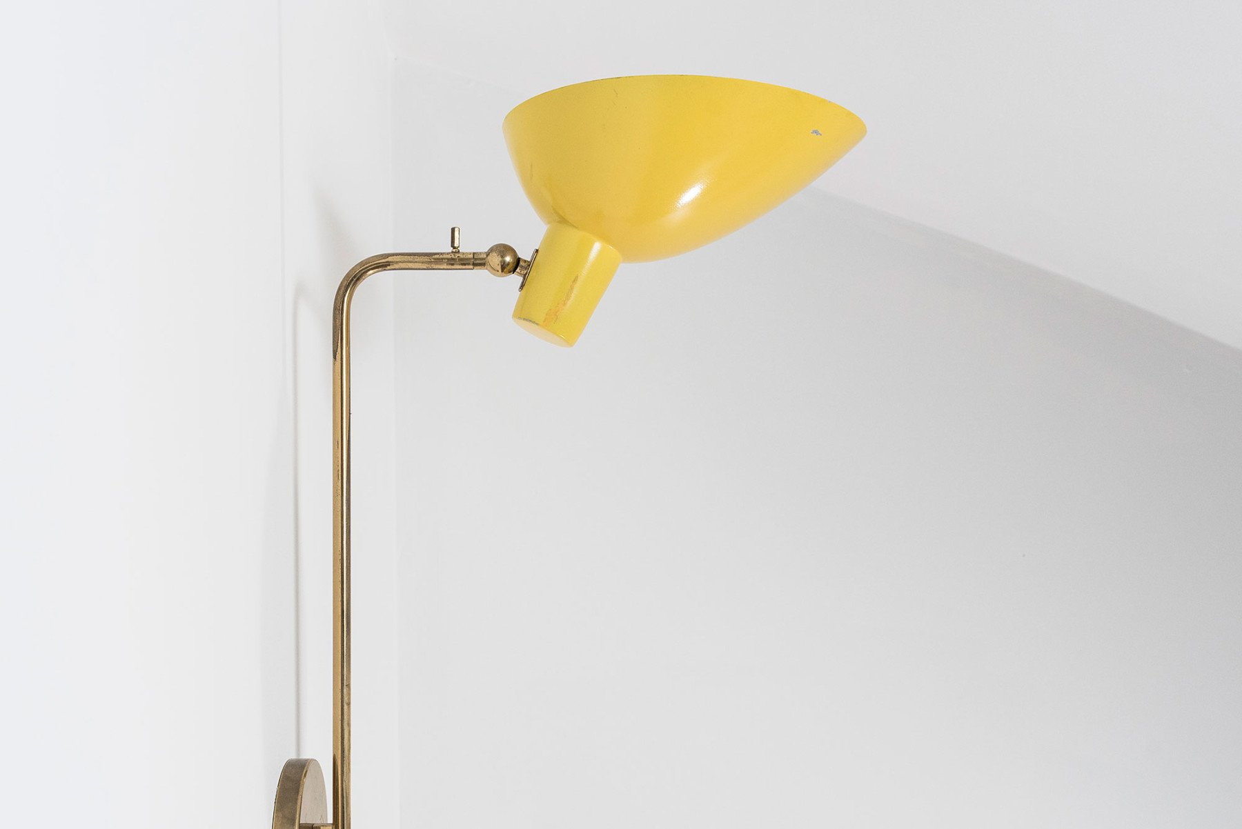 Gino Sarfatti and Vittoriano Viganò |   Wall light, model 199