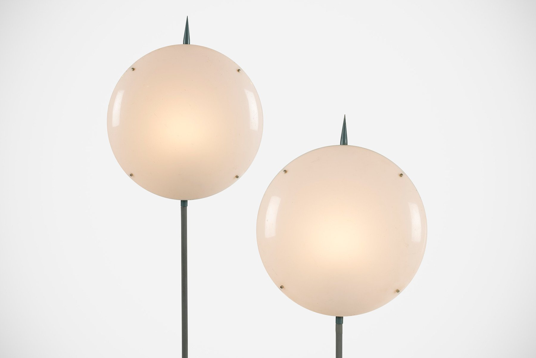 Gio Ponti |   Luna - lamps, from Villa Arreaza, Caracas