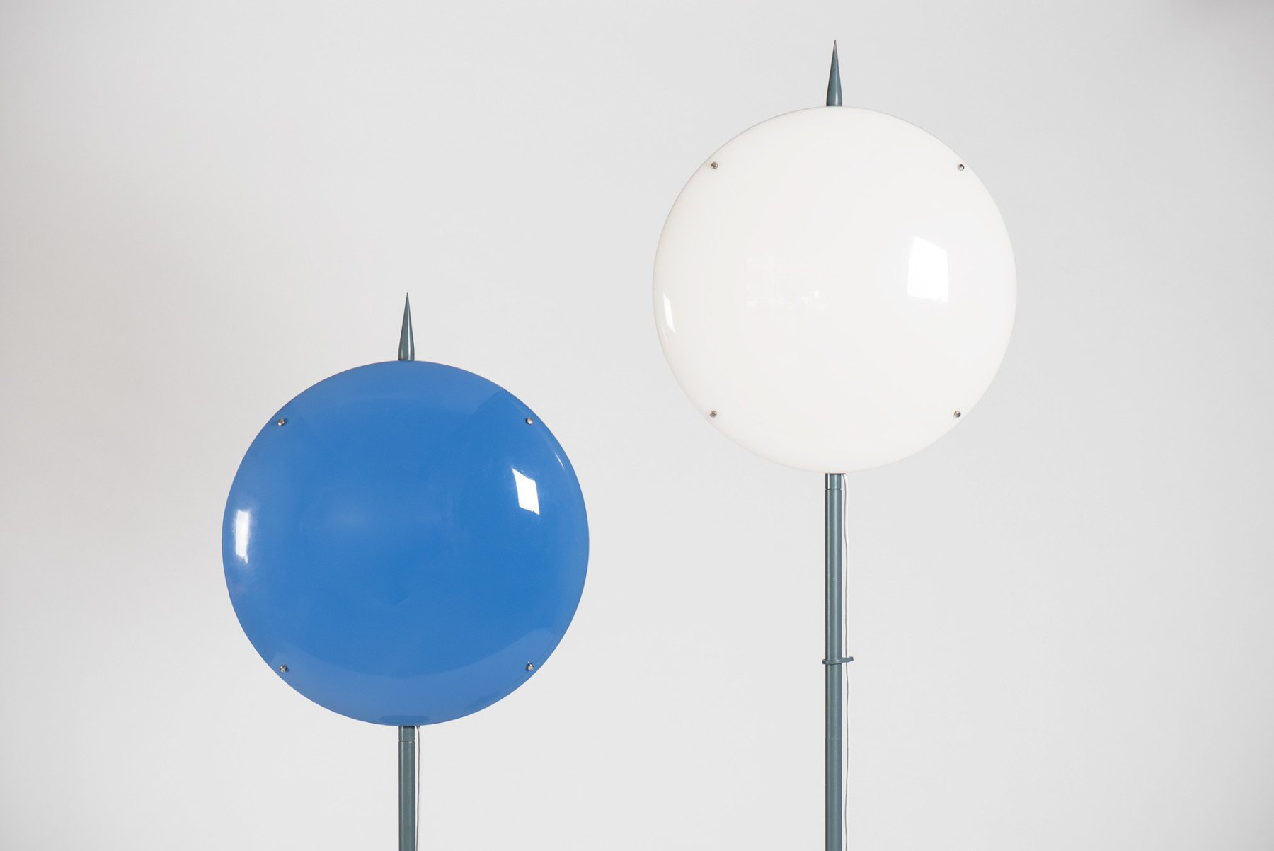 Gio Ponti |                              Luna - pair of lamps, from Villa Arreaza, Caracas