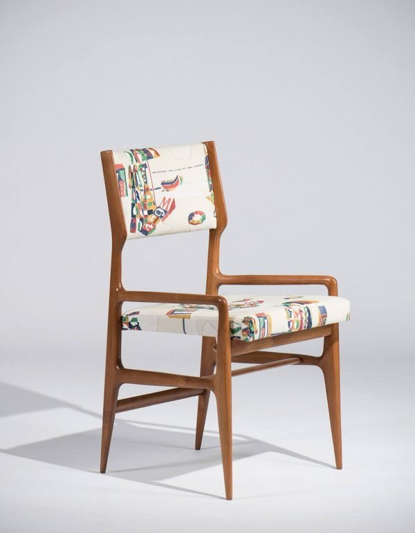 Gio Ponti |  Side chair mod. 676