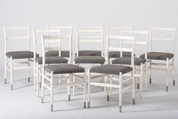 The Superleggera Chair Designed By Gio Ponti