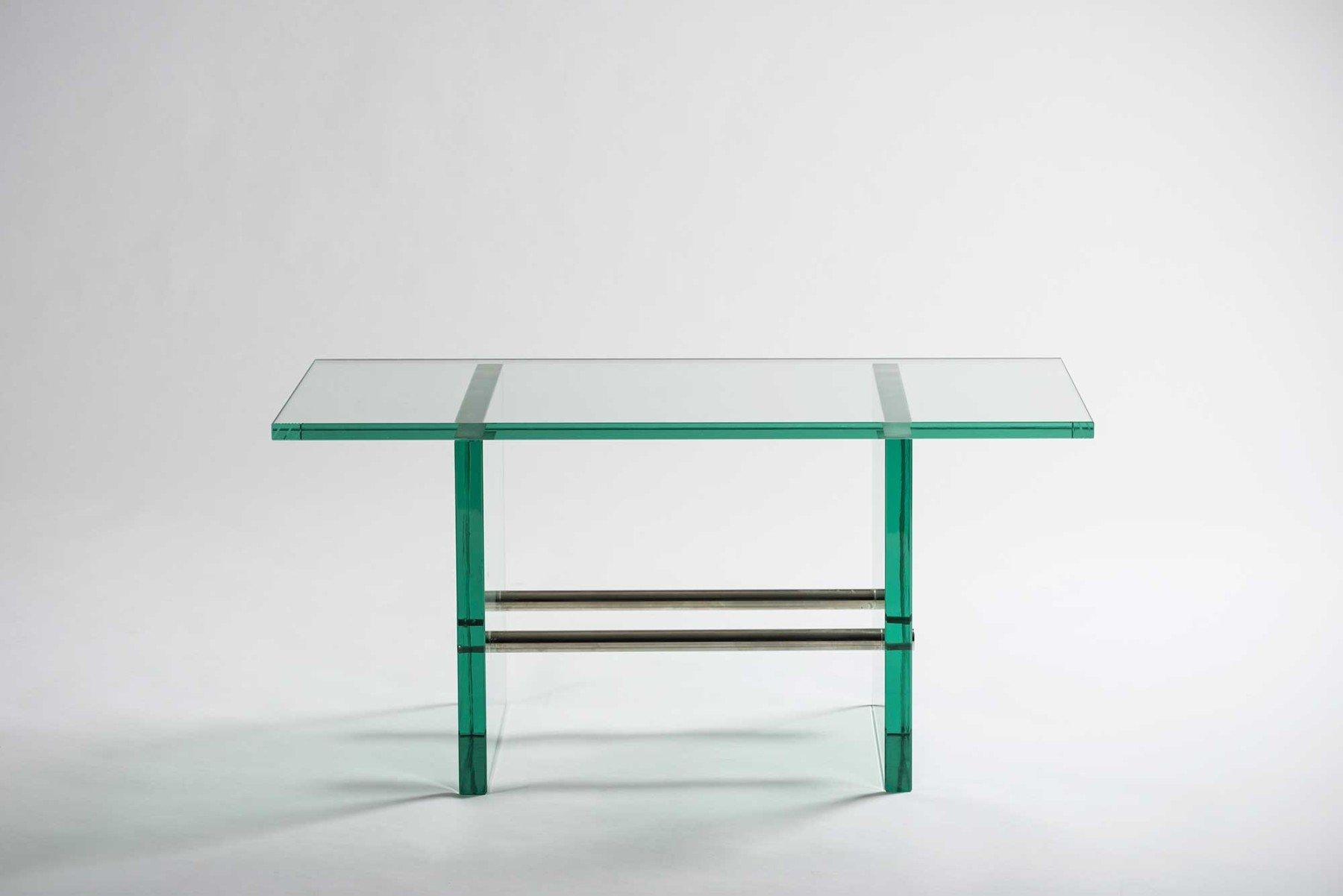 Gio Ponti |   Glass coffee table