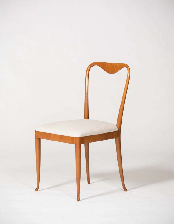 Guglielmo Ulrich |  Pair of chairs