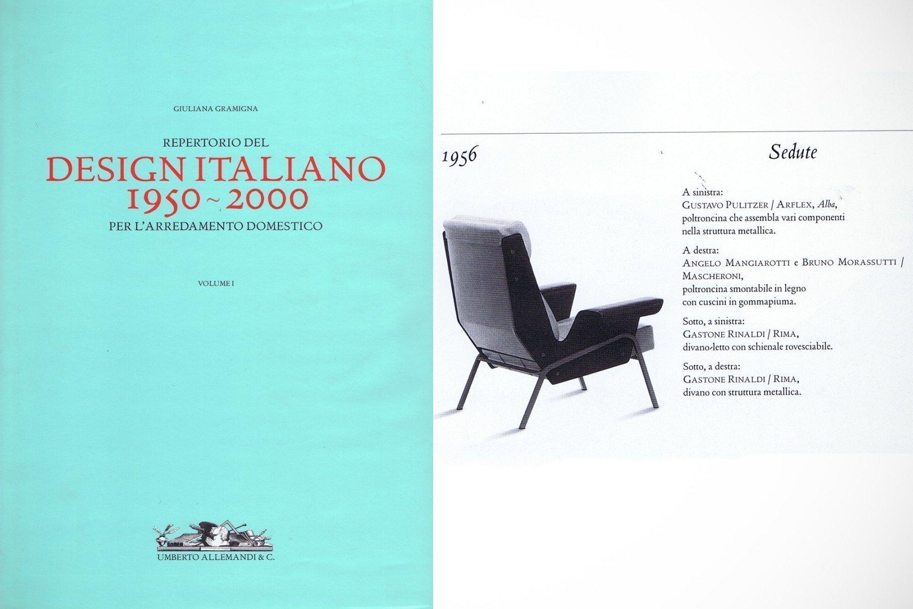 Gustavo Pulitzer |                              Alba - lounge chair
