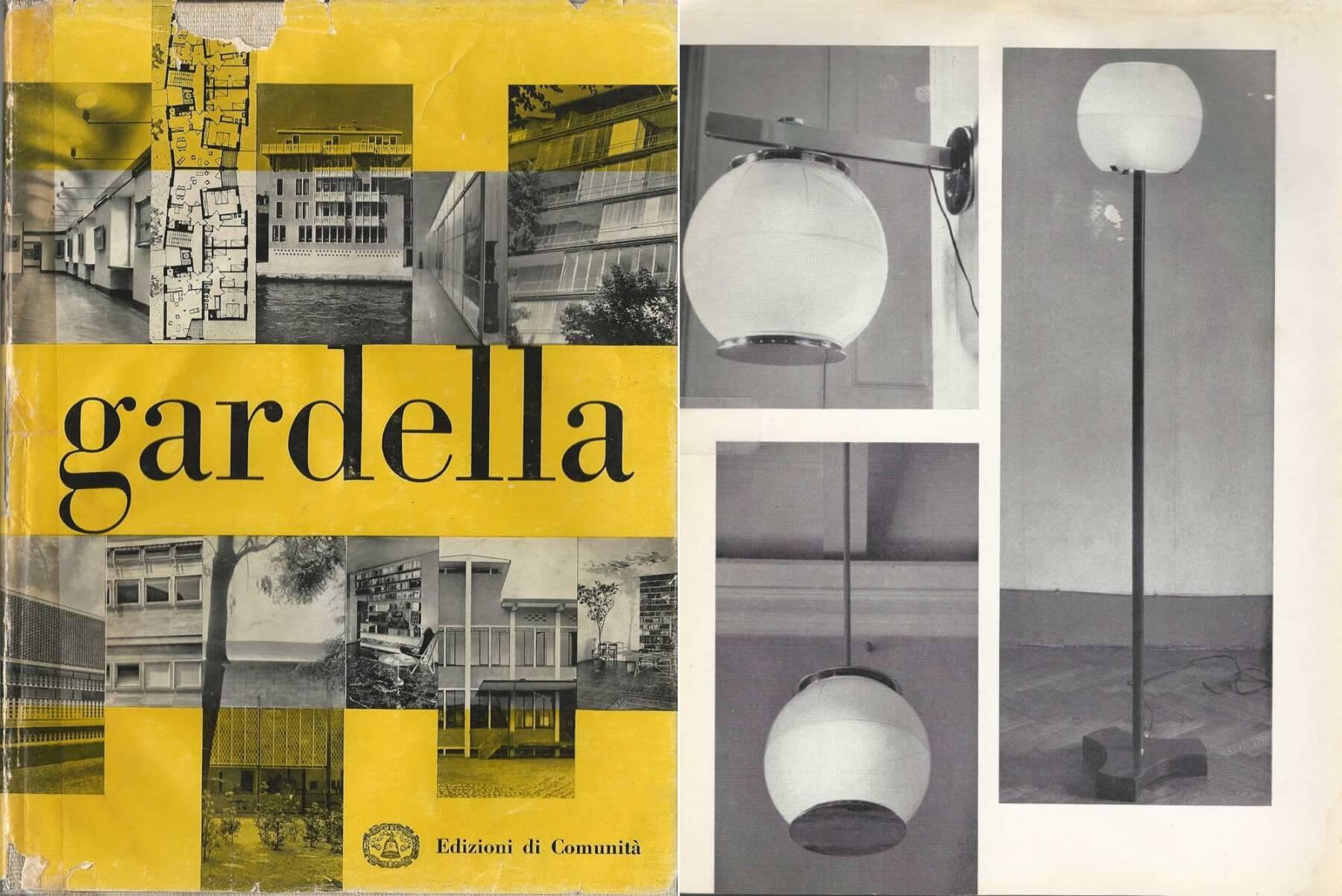 Ignazio Gardella |   Doppio Vetro - ceiling light Ls 4