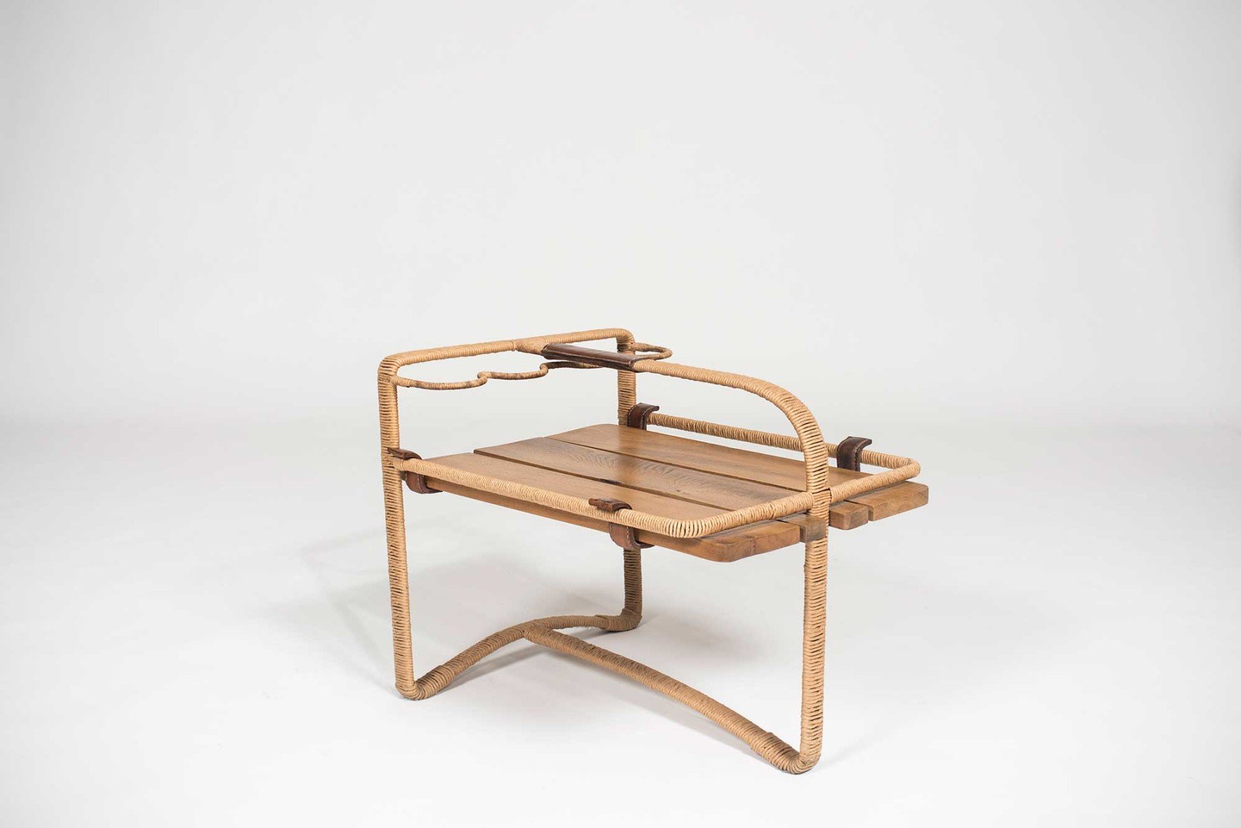 Jacques Adnet |   Serving table