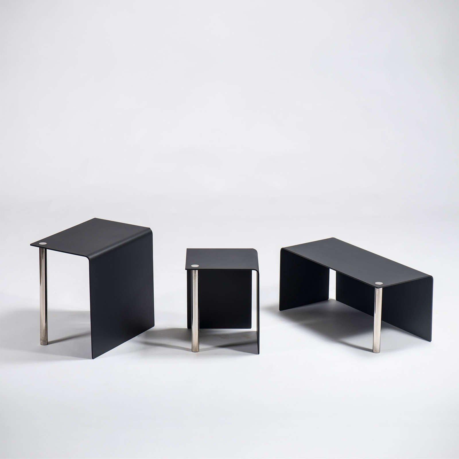 Jonathan Nesci |  STL 13, 21, 29 stools