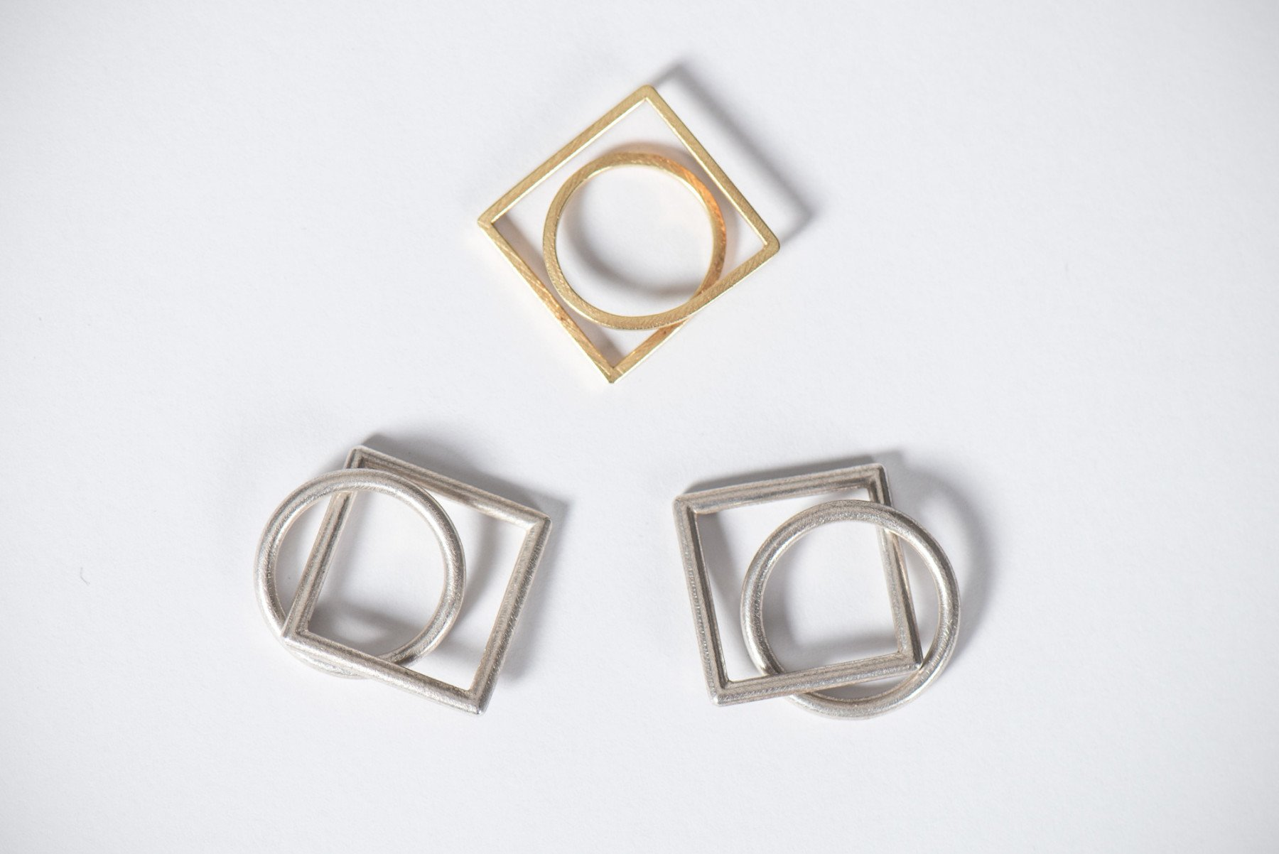 Karina Noyons |  Round about - Finger ring