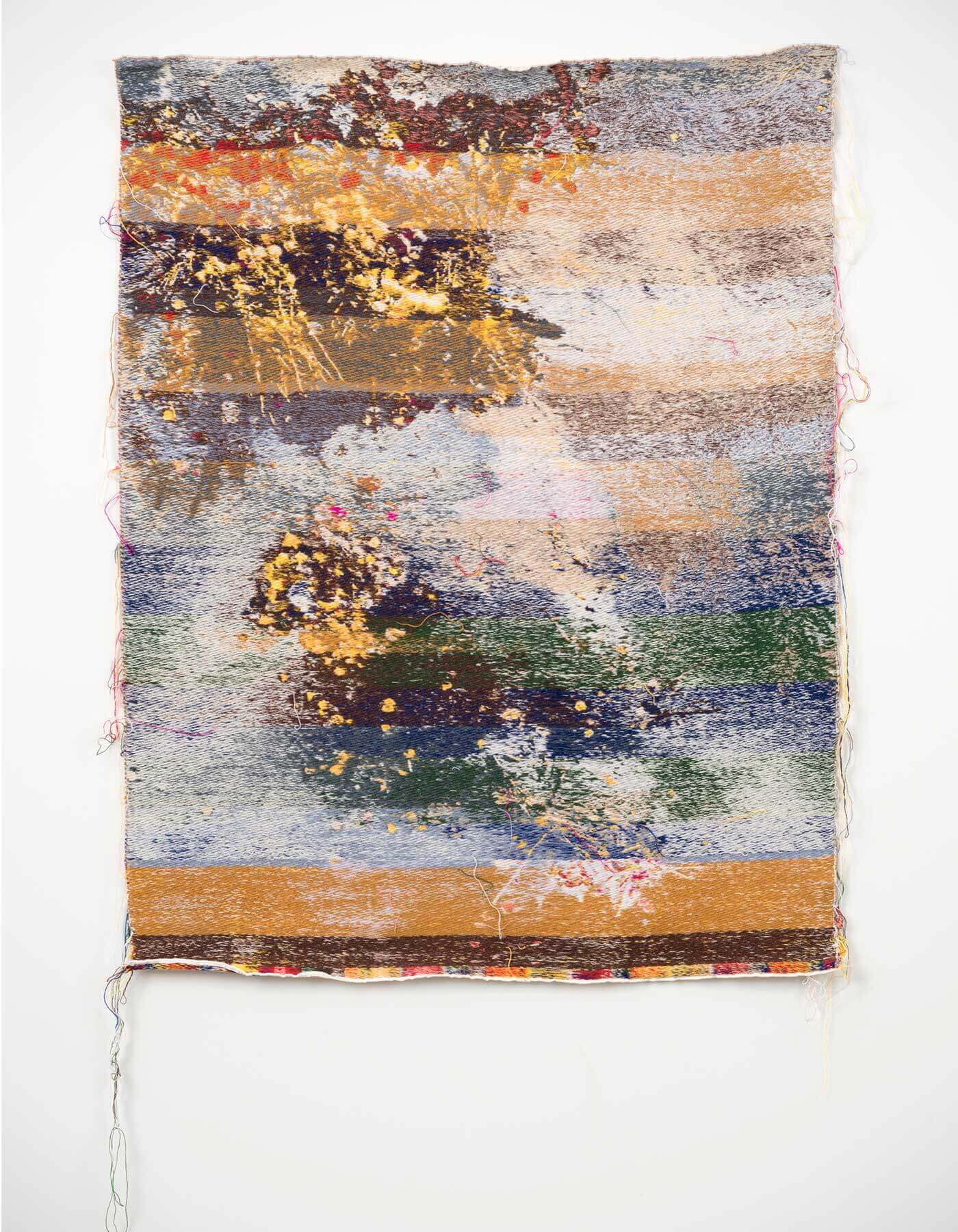 Laura Letinsky & John Paul Morabito |  Indiapilehamletmemajamina - wall tapestry