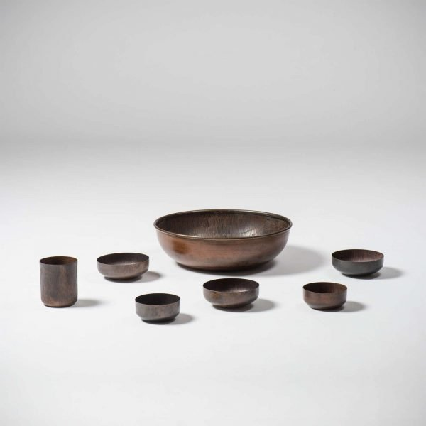 Lorenzo Burchiellaro |  Cup and bowls