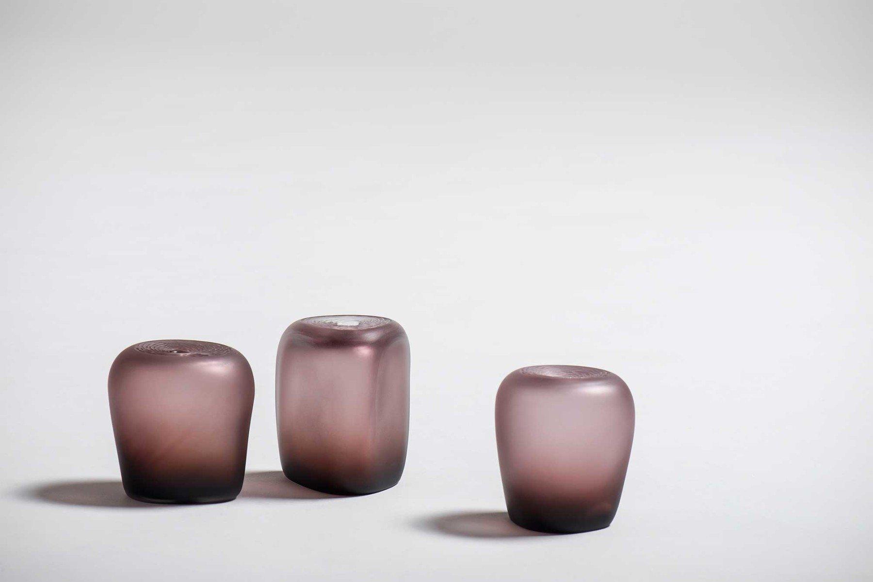 Michela Cattai  |   Small glass vases