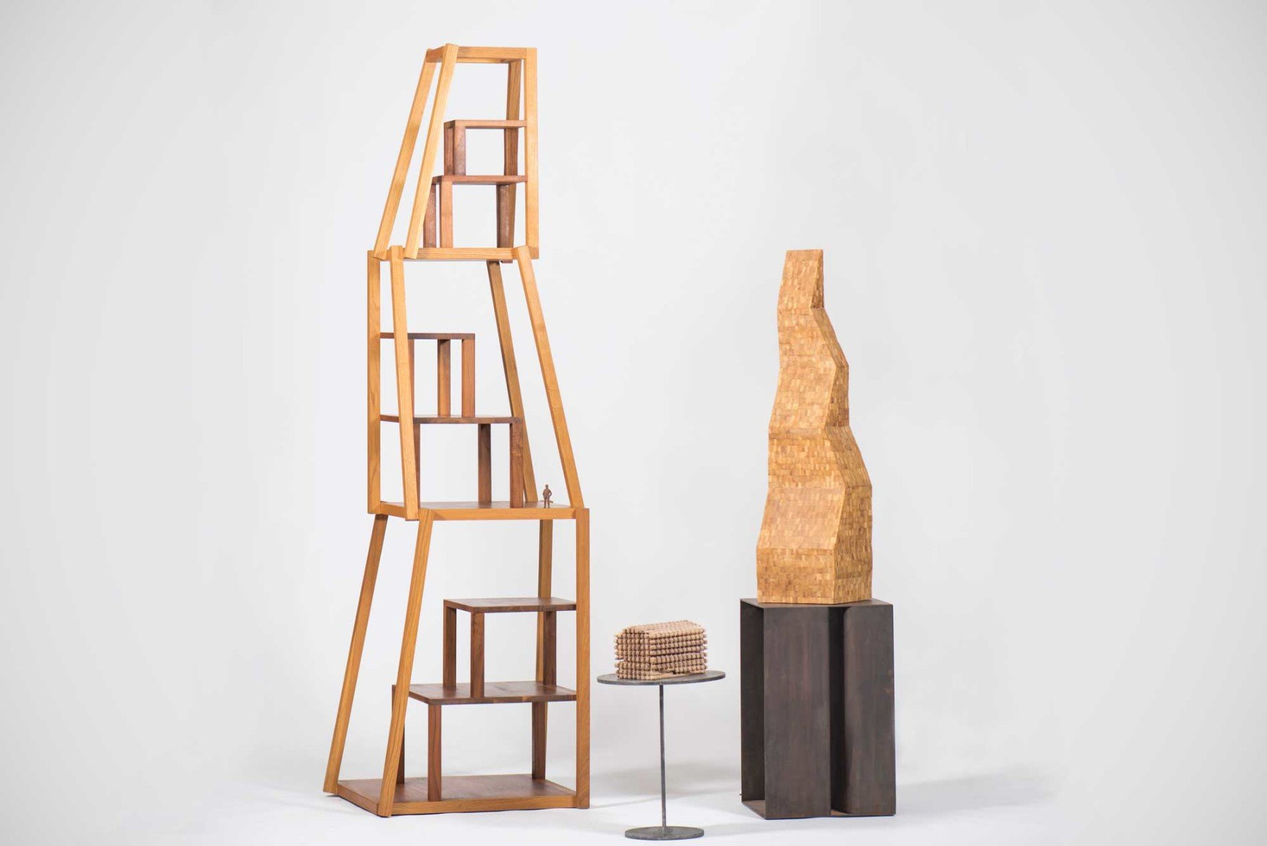 Michele de Lucchi |   Torre T4 - decorative object, sculpture