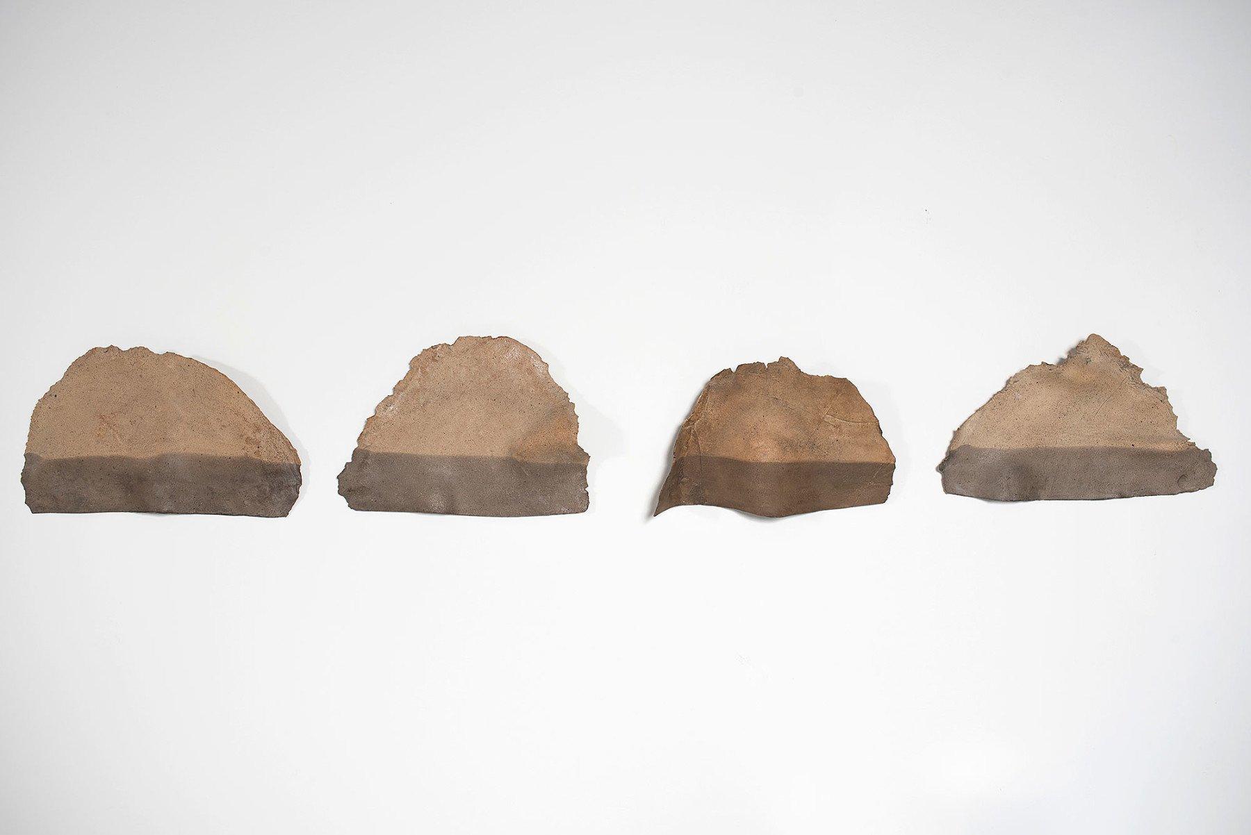 Nanni Valentini |   La geometria del ceramista - ceramic wall art