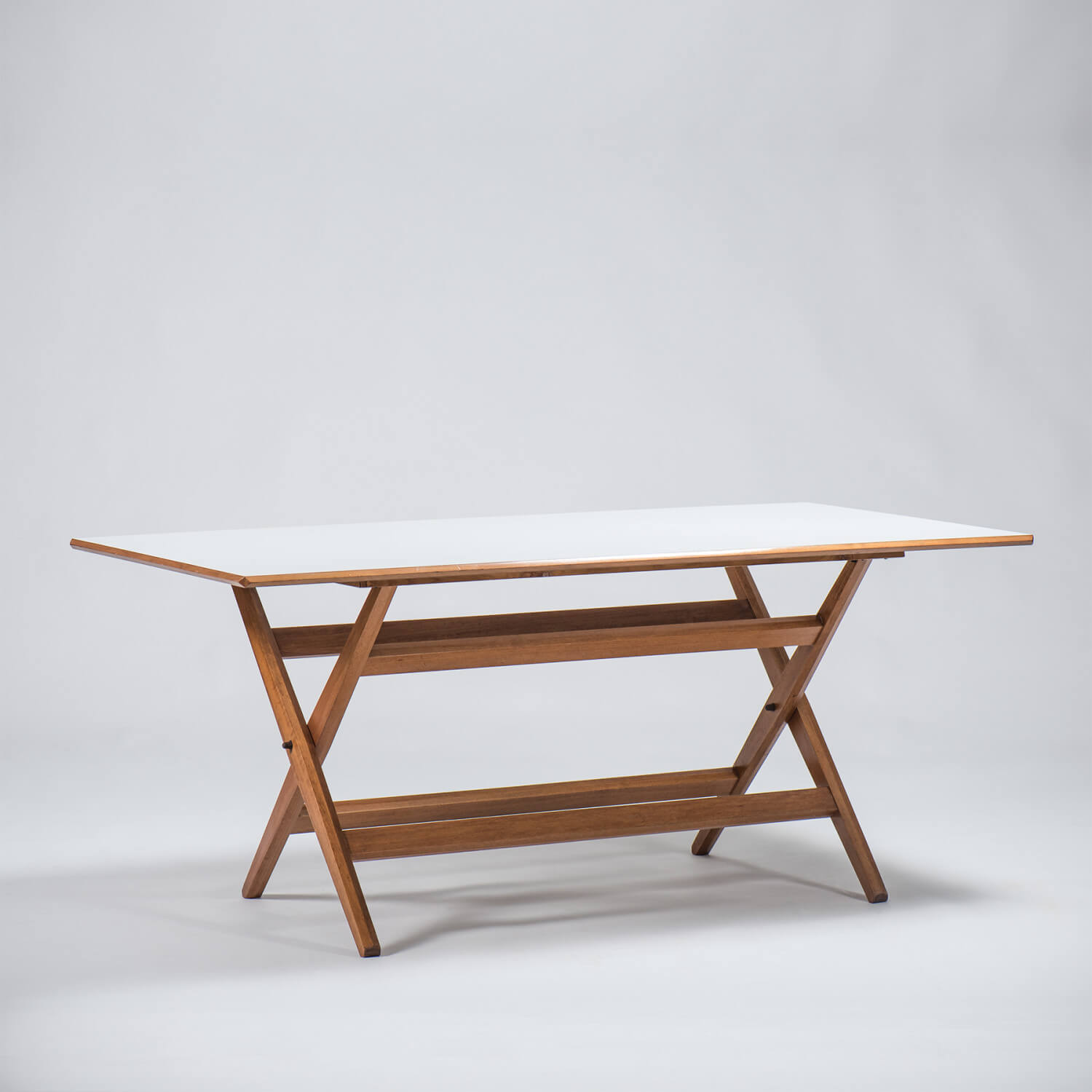 Paolo Tilche |                                  Poney - dining table