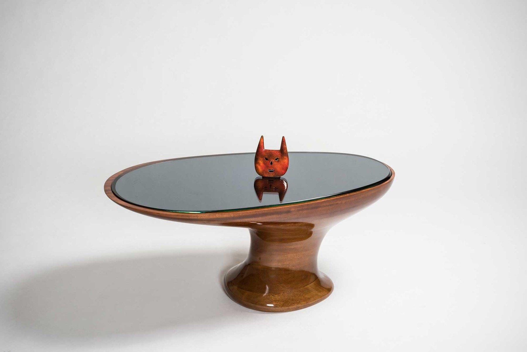 Pietro Chiesa |  Rare low table