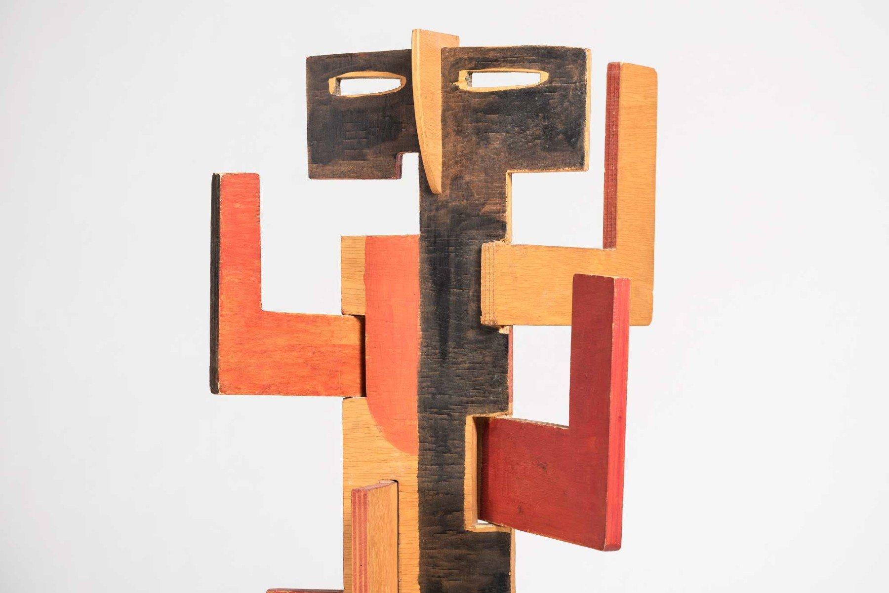 Salvatore Fiume |   Totem - sculpture