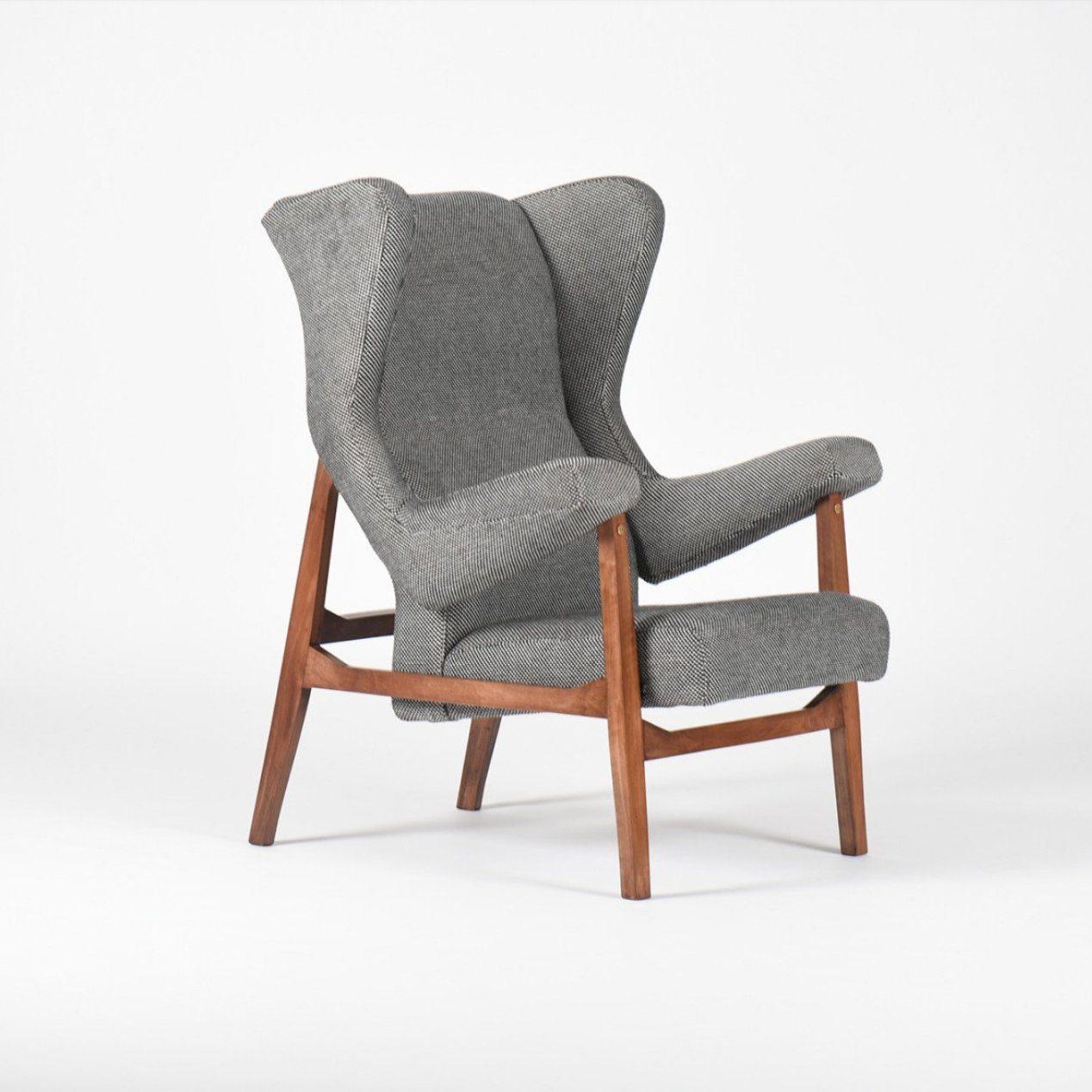 Arflex Fiorenza armchair designed by Italian architect Franco Albini